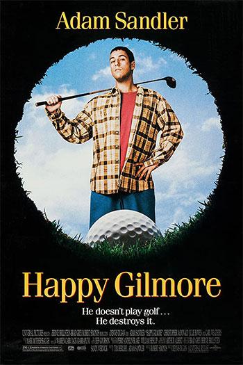 دانلود زیرنویس فیلم Happy Gilmore 1996