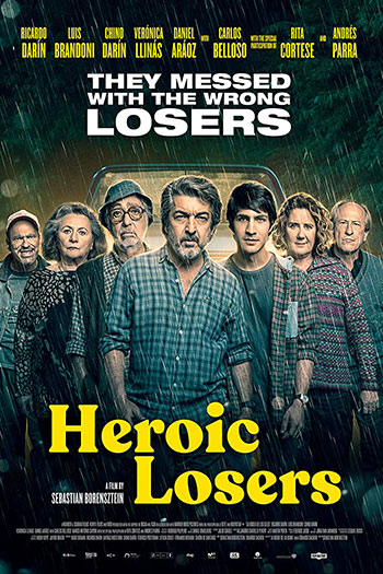 دانلود زیرنویس فیلم Heroic Losers 2019