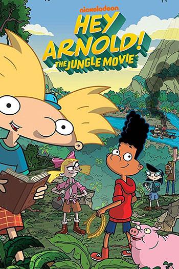 دانلود زیرنویس انیمیشن Hey Arnold: The Jungle Movie 2017