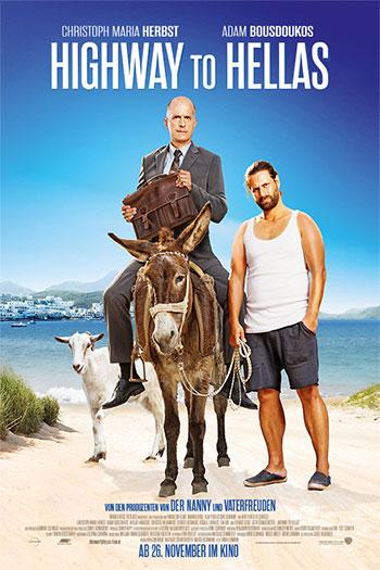 دانلود زیرنویس فیلم Highway To Hellas 2015