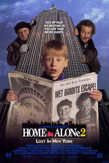 دانلود زیرنویس فیلم Home Alone 2: Lost in New York 1992