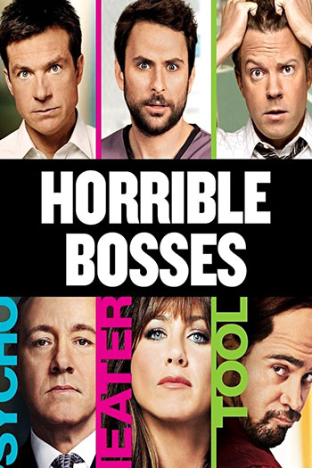 دانلود زیرنویس فیلم Horrible Bosses 2011