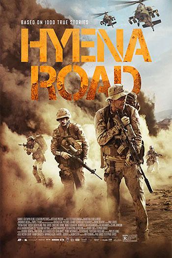 دانلود زیرنویس فیلم Hyena Road 2015