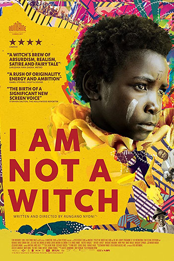 I Am Not A Witch 2017