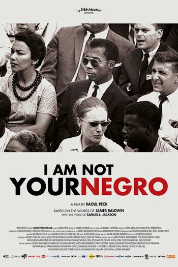 دانلود زیرنویس مستند I Am Not Your Negro 2016