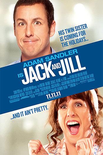 دانلود زیرنویس فیلم Jack and Jill 2011
