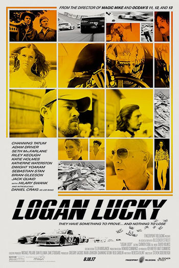 دانلود زیرنویس فیلم Logan Lucky 2017