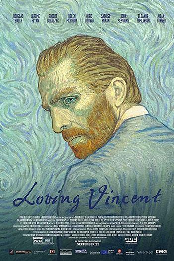 دانلود زیرنویس انیمیشن Loving Vincent 2017