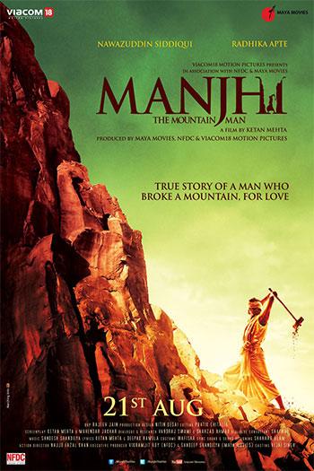 دانلود زیرنویس فیلم Manjhi: The Mountain Man 2015