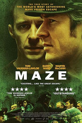 دانلود زیرنویس فیلم Maze 2017