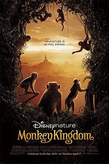 دانلود زیرنویس مستند Monkey Kingdom 2015