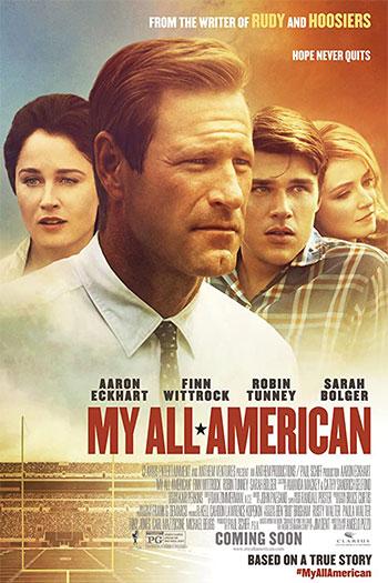 دانلود زیرنویس  فیلم My All American 2015