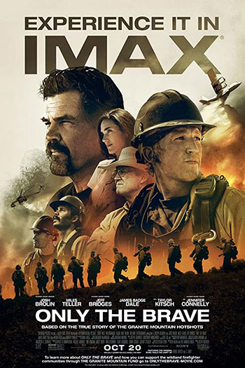 Only The Brave 2017