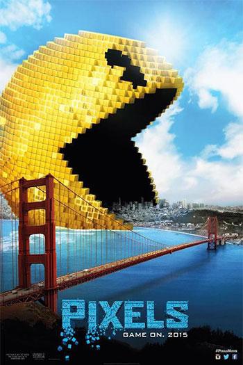 دانلود زیرنویس فیلم Pixels 2015