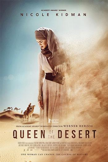 دانلود زیرنویس فیلم Queen Of The Desert 2015