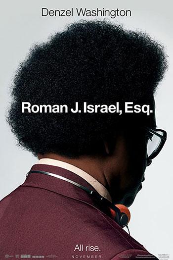 دانلود زیرنویس فیلم Roman J. Israel, Esq. 2017