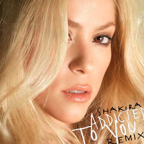 دانلود زیرنویس موزیک ویدیو Shakira به نام Addicted To You