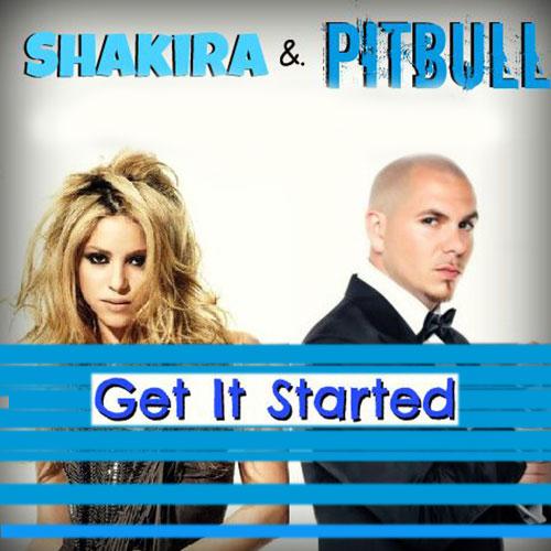 دانلود زیرنویس موزیک ویدیو Shakira ft. Pitbull به نام Rabiosa