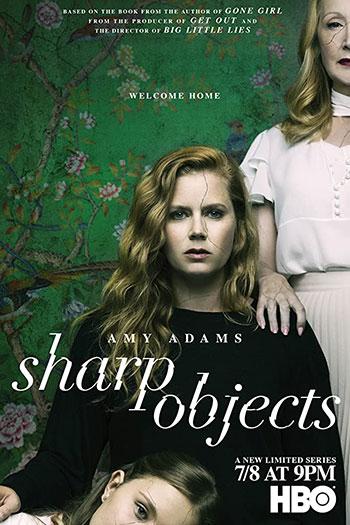 دانلود زیرنویس سریال Sharp Objects