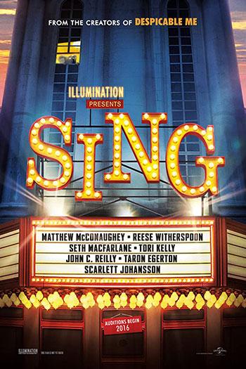 دانلود زیرنویس انیمیشن Sing 2016