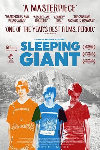 دانلود زیرنویس فیلم Sleeping Giant 2015