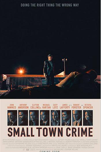 دانلود زیرنویس فیلم Small Town Crime 2017