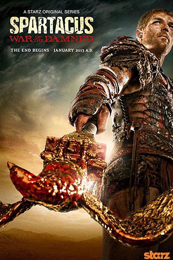 دانلود زیرنویس سریال Spartacus