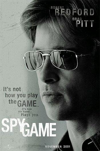 دانلود زیرنویس فیلم Spy Game 2001