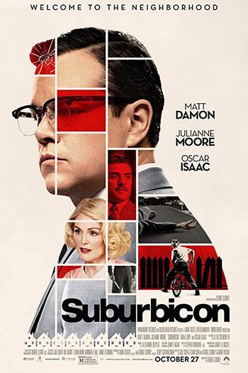 دانلود زیرنویس فیلم Suburbicon 2017