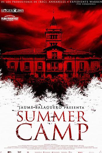 دانلود زیرنویس فیلم Summer Camp 2015
