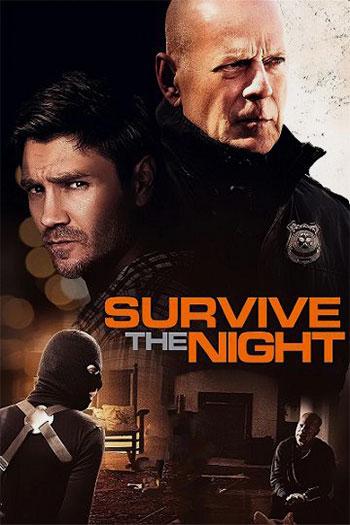 دانلود زیرنویس فیلم Survive the Night 2020