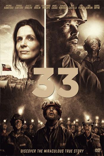 دانلود زیرنویس فیلم The 33 2015