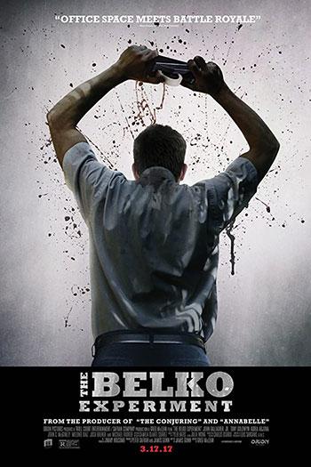 The Belko Experiment 2016
