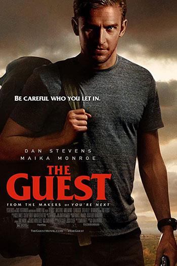 دانلود زیرنویس فیلم The Guest 2014