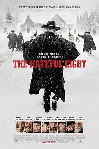 دانلود زیرنویس فیلم The Hateful Eight 2015