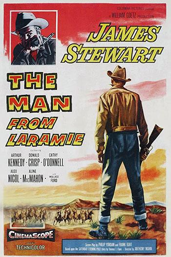 دانلود زیرنویس فیلم The Man from Laramie 1955