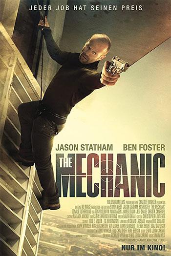 دانلود زیرنویس فیلم The Mechanic 2011