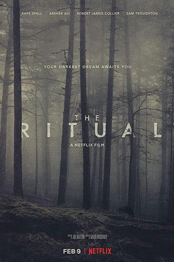 دانلود زیرنویس فیلم The Ritual 2017