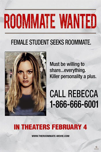 دانلود زیرنویس فیلم The Roommate 2011