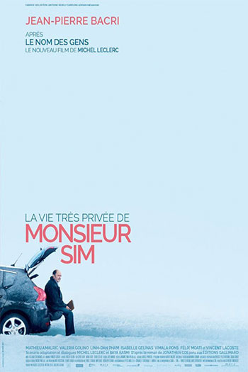 دانلود زیرنویس فیلم The Very Private Life Of Mister Sim 2015