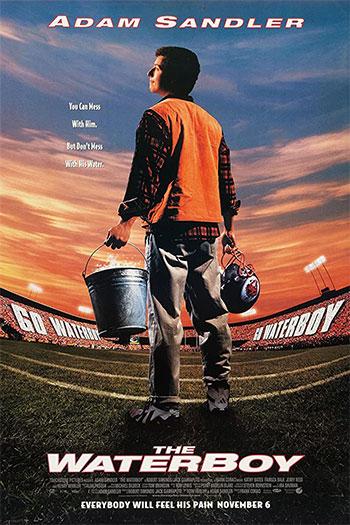 دانلود زیرنویس فیلم The Waterboy 1998