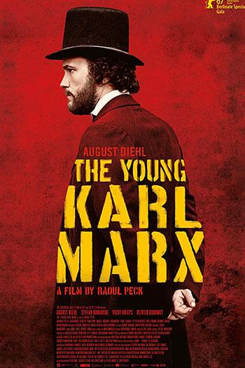 دانلود زیرنویس فیلم The Young Karl Marx 2017