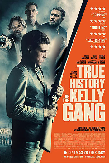 True History Of The Kelly Gang 2019