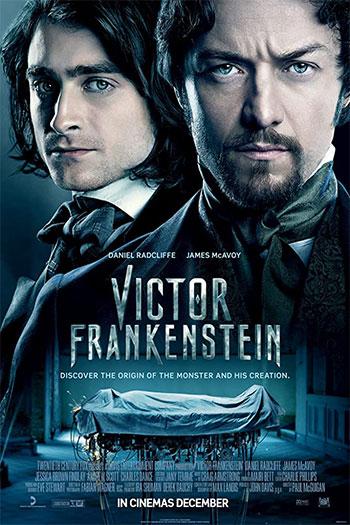 دانلود زیرنویس فیلم Victor Frankenstein 2015