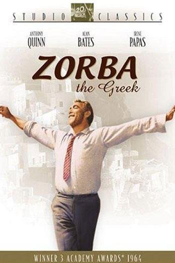 دانلود زیرنویس فیلم Zorba the Greek 1964