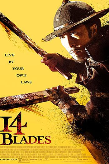 دانلود زیرنویس فیلم 2010 14 Blades