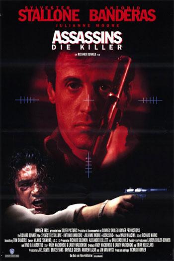 دانلود زیرنویس فیلم Assassins 1995