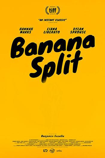 دانلود زیرنویس فیلم Banana Split 2018