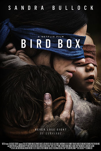 دانلود زیرنویس فیلم Bird Box 2018