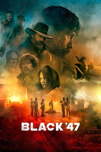 دانلود زیرنویس فیلم Black 47 2018
